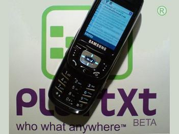 playtxt Mobile live on CNET downloads.com